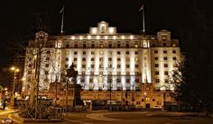 We will be staying at the Queen Hotel - Leeds