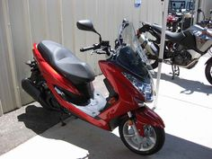 Used 2016 Yamaha SMAX Motorcycles For Sale in South Dakota,SD. 2016 Yamaha Smax (XC155G) 155 cc Scooter Current Odometer Reading: 1500 miles Gas Mileage: 80+ miles per gallon Top Speed: 80+ miles per hour THIS SMAX IS STILL UNDER WARRANTY: Yamaha provides a One Year Fully Transferable Warranty (with NO Mileage Limitation!) from date of Purchase, which was June 7, 2016. WHY AM I SELLING?: I recently retired and bought a motorhome. My first trip will be to Alaska. Because most of the roads up…