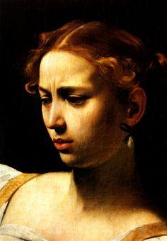 1600-le-caravage-judith-et-holopherne-detail-visage-de-judith.
