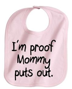 This makes me giggle! | Baby girl <3 | Pinterest | Babies, Bibs ...