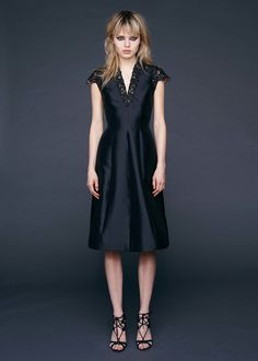 """This LBD proves wardrobe """"staples"""" don't have to be boring. 