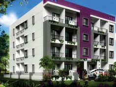 Vasudha Rajagruha Block II by PNR Group – 2BHK & 3BHK Residential Apartments/Flats in HSR Layout, Bangalore. Rs. 41.8L – 45L