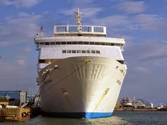 "The ""Ocean Dream"" is a cruise ship chartered to Peace Boat, a Japanese non-governmental organization"