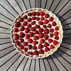 Sunday #FoodPorn: Summery Strawberries