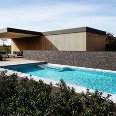 Pool Houses, Garden Houses, Ibiza, Outdoor Rooms, Outdoor Decor, Garden Office, In Law Suite, Backyard Landscaping, Garden Design