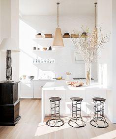 the modern kitchen via refinery29 / sfgirlbybay