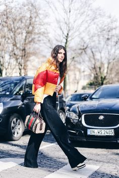 Paris Fashion Week StreetStyle