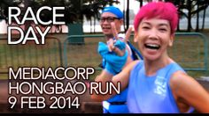 Race Day Video: MediaCorp Hong Bao Run 2014