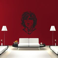 Game of Thrones Tyrion Wall Sticker Game of Thrones Wall Art