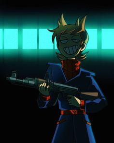 who thE FUCK GAVE TORD A GUN