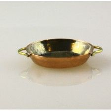 From furniture to glassware, from brass to glass, we are your on-line source for Artisan made dollhouse miniatures. Paella Pan, Dollhouse Miniatures, Decorative Bowls, Artisan, Copper, Cookware, Glass, Scale, Houses