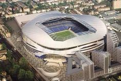 Tottenham clear final hurdle in bid for new £400million stadium as legal challenge is dropped http://evpo.st/1BCgaTX