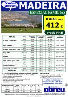 Madeira desde Barcelona los lunes 30 Jun a 01 Sep Especial Familias y Todo Incluido ultimo minuto - http://zocotours.com/madeira-desde-barcelona-los-lunes-30-jun-a-01-sep-especial-familias-y-todo-incluido-ultimo-minuto/