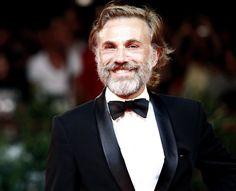 christoph waltz sexy beard and stache Hans Landa, Django Unchained, Christoph Waltz, Thom Yorke, Grey Beards, Favorite Movie Quotes, Sexy Beard, Man Crush, Free Pictures