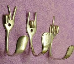 too funny - forkyou by Annika McStabbinsons, via Flickr