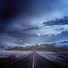 Blue Iceland by Andy Lee 3