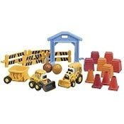 John Deere 'My First Collectible' 20-Piece Construction Playset #JohnDeere #ChristmasGifts