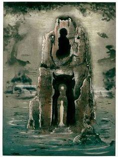 The memory tower. Leonora Carrington.