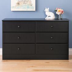 Viv + Rae Bailey 6 Drawer Dresser & Reviews   Wayfair