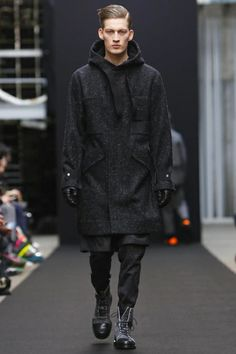 Tillman Lauterbach Menswear Fall Winter 2014 Paris