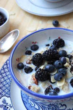 Overnight Breakfast Quinoa