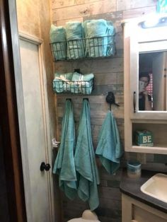Here are the Rv Bathroom Storage Ideas. This post about Rv Bathroom Storage Ideas was posted under the category by … Rv Bathroom, Bathroom Storage, Small Bathroom, Remodel Bathroom, Bathroom Remodeling, Bathroom Ideas, Towel Storage, Towel Racks, Bathroom Cabinets