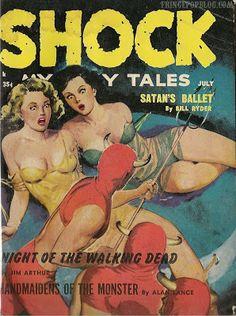 Shock Mystery Tales Digest
