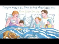 The Messy Mother's Day - Picture Book Trailer
