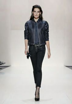 G-Star RAW – Fall/Winter 2014 Women's Lookbook