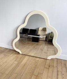 Room Ideas Bedroom, Bedroom Decor, Diy Room Decor, Funky Mirrors, Bar Deco, Spiegel Design, Aesthetic Room Decor, Dream Apartment, Dream Rooms