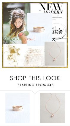 """Olive Yew 6"" by dzenyy ❤ liked on Polyvore featuring handmadejewelry, Personalizedjewelry and oliveyew"