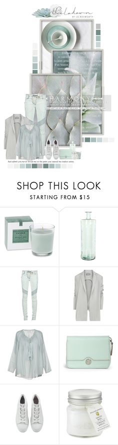 """""""Untitled #234"""" by skylight101 ❤ liked on Polyvore featuring Williams-Sonoma, Balmain, Preen, Forte Forte and Rebecca Minkoff"""