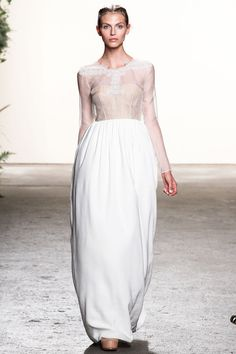 Spring 2013 Ready-to-Wear - Honor