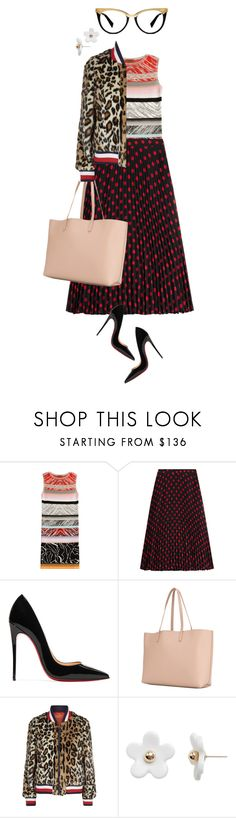 """crisp not cool"" by bananya ❤ liked on Polyvore featuring Missoni, McQ by Alexander McQueen, Christian Louboutin, Yves Saint Laurent, Hilfiger Collection and Poporcelain"