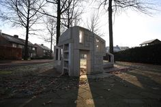 CIVIC architects - Section House - Oisterwijk