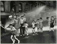 "Weegee (Arthur Fellig) ""Summer on the Lower East Side"""