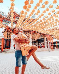 """Páči sa mi to: 1,124, komentáre: 124 – KARINA ♡ MARTIN   TRAVELCOUPLE (@whywetravel_sk) na Instagrame: """"⚡YOU KNOW IT'S TRUE LOVE WHEN...⚡ .. .. Na len tak, že sa máme spolu dobre a veľa sa smejeme ♥️ vy…"""" Us Travel, True Love, Instagram, Real Love"""