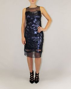 Julia Jordan navy sequin dress – Bella Jules Fashion Boutique