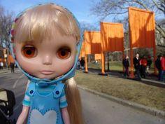Blythe Doll in Action 1 | Blythe Doll Club