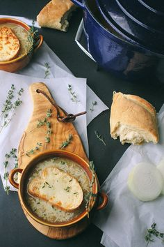 French Onion Soup [for winter]