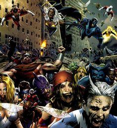 Marvel Zombies  ®