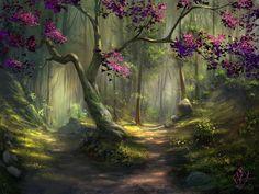 The Path Less Traveled by jjpeabody on DeviantArt