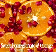 JUST SCENT SWEET POMEGRANATE AND ORANGE Fragrance Oil -A superb blend of sweet orange essential oils and a super heavy pomegranate! This oil will blow you away! The unique quality of this oil will totally win you and your customers over! You will love this totally unique fragrance oil. Super strong! Excellent in soy and safe for bath and body 160 Degree FP PHTHALATE FREE 3.4% Vanillin Content Vegan Friendly The majority of our Fragrance Oils are packed by weight, not volume. This