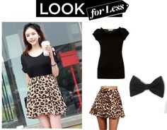 """""""Looks for less #4"""" by kitty-wasch on Polyvore"""