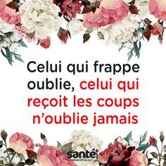 #citations #vie #amour #couple #amitié #bonheur #paix #esprit #santé #jeprendssoindemoi sur: www.santeplusmag.com Plus Belle Citation, Quote Citation, French Words, Magic Words, I Can Relate, Spiritual Life, Word Porn, Cool Words, Me Quotes