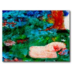 Little Lamb Smelling the Flowers Art Postcard Exquisitely gorgeous, you will LOVE our Stunning Little Lamb Smelling the Flowers Art Gift Designer Art Gift Collection. This whimsical artist collection features a stunning color palette inspired by the lush gardens of the English Country-side. Perfect as a gift or especially for you! Our Magnificent Little Lamb Smelling the Flowers Art Gift Collection is designed by artist Marie-Jose Pappas of Innocent Originals.