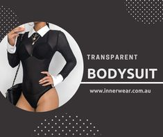 Sexy Transparent Mesh #Skinny Turn-Down Collar Open Crotch #Bodysuit in #Australia Waist Trainer Vest, Bathing Suits One Piece, Crop Top Bra, Summer Fashion Outfits, Sport T Shirt, Fashion Pictures, Women Lingerie, Pants For Women, Bodysuit