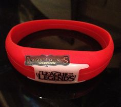 league of legends lol all star bracelet