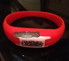 league of legends lol all star bracelet