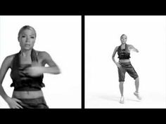 Tracy Anderson, her videos kick my butt!